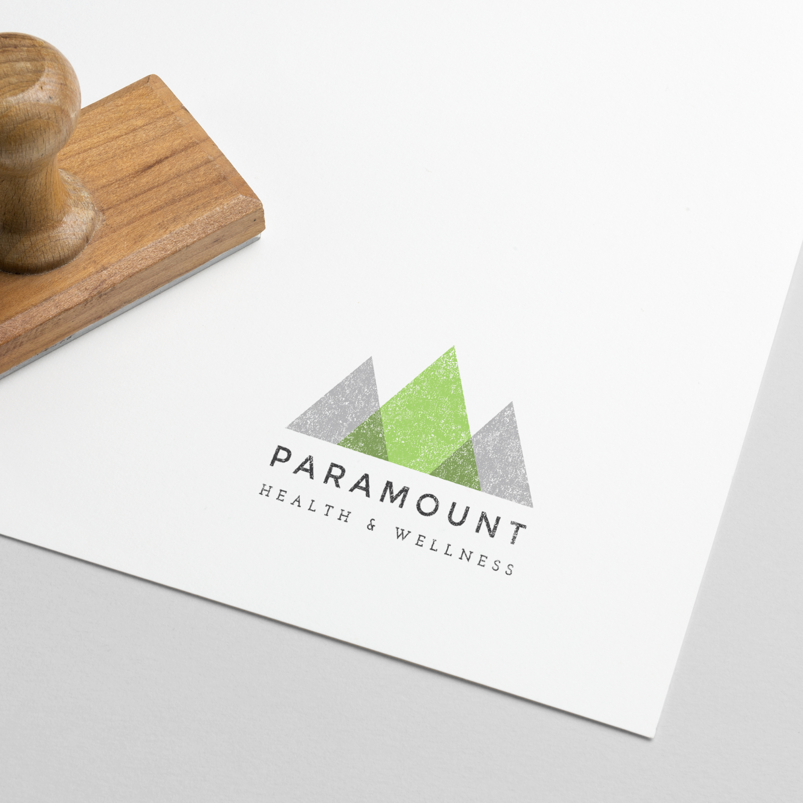 Paramount Logo & Business Card – Hey there, I\'m Gabriel.